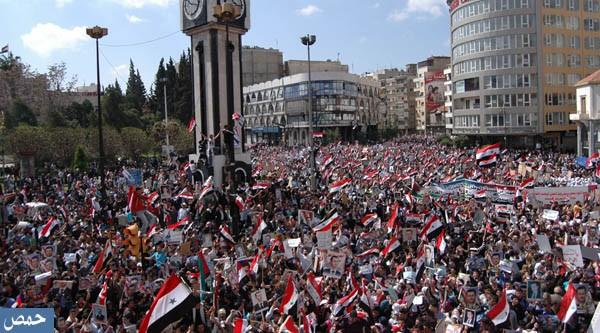 نحية من ليبيا الى احرار وحرائر سوريا  10(2)