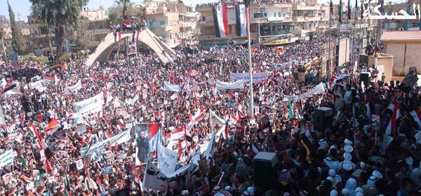 نحية من ليبيا الى احرار وحرائر سوريا  3(4)