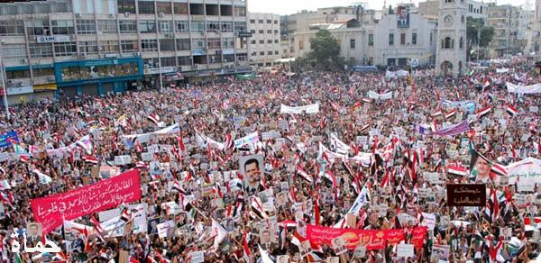 نحية من ليبيا الى احرار وحرائر سوريا  4(3)